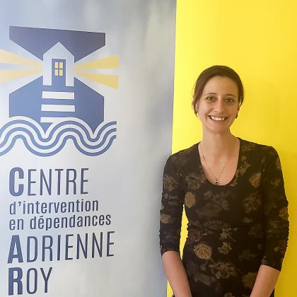 Stéphanie Gagné - Intervenante/Conseillère en emploi (présentement en congé de maternité)