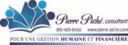 Pierre Piché consultant